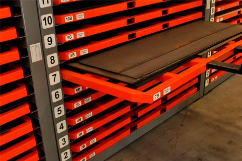 steel storage racks big steel rack mid atlantic machinery 26781