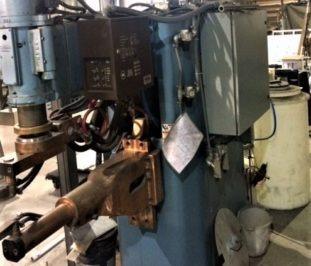 Sciaky 125 KVA Press Welder
